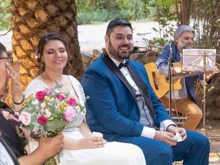 El matrimonio de Camila y José Agustín