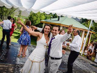 El matrimonio de Marcela y Renzo