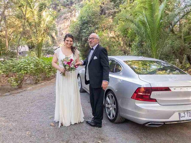 El matrimonio de José Agustín y Camila en San Bernardo, Maipo 6