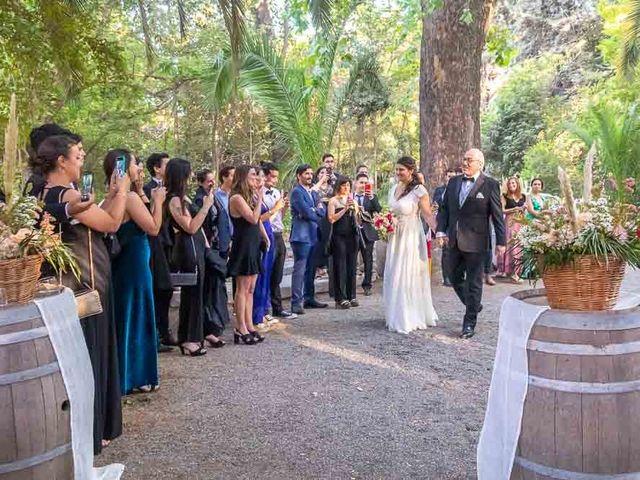 El matrimonio de José Agustín y Camila en San Bernardo, Maipo 7