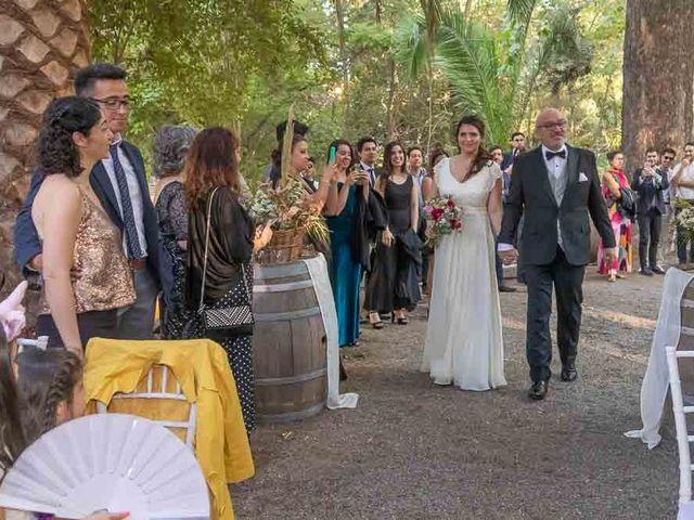 El matrimonio de José Agustín y Camila en San Bernardo, Maipo 8