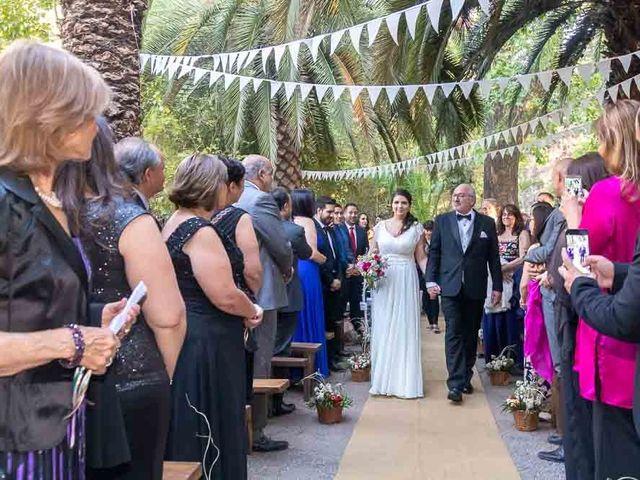 El matrimonio de José Agustín y Camila en San Bernardo, Maipo 9