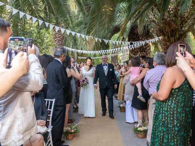 El matrimonio de José Agustín y Camila en San Bernardo, Maipo 10