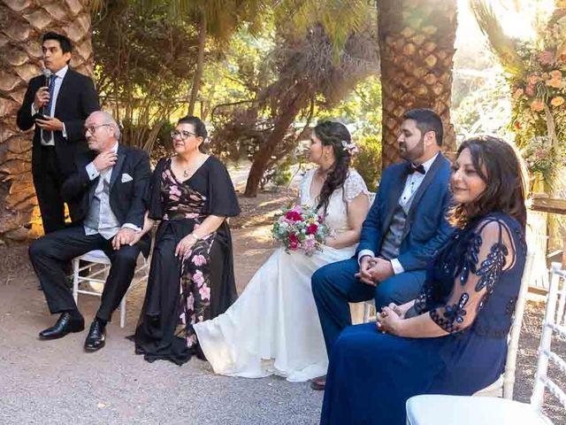 El matrimonio de José Agustín y Camila en San Bernardo, Maipo 12