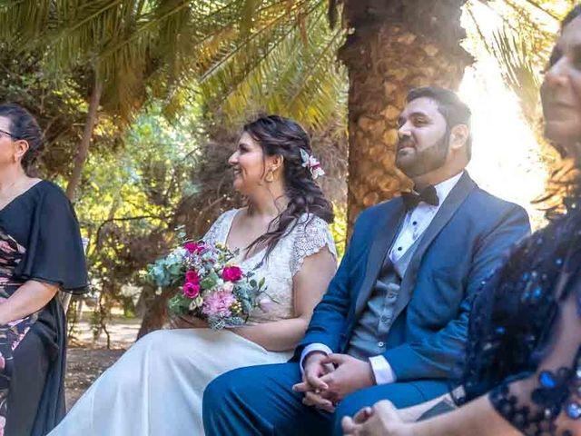 El matrimonio de José Agustín y Camila en San Bernardo, Maipo 13