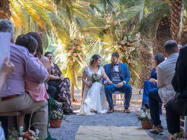 El matrimonio de José Agustín y Camila en San Bernardo, Maipo 16