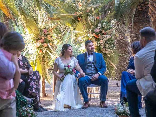 El matrimonio de José Agustín y Camila en San Bernardo, Maipo 17