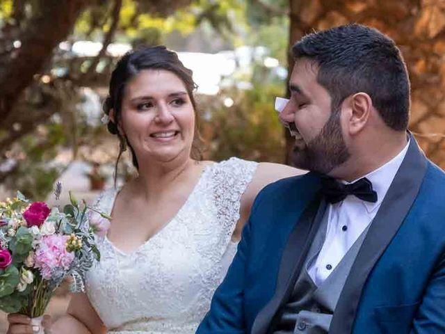 El matrimonio de José Agustín y Camila en San Bernardo, Maipo 20
