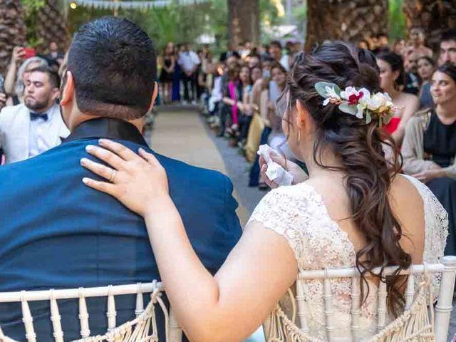 El matrimonio de José Agustín y Camila en San Bernardo, Maipo 21
