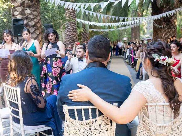 El matrimonio de José Agustín y Camila en San Bernardo, Maipo 22