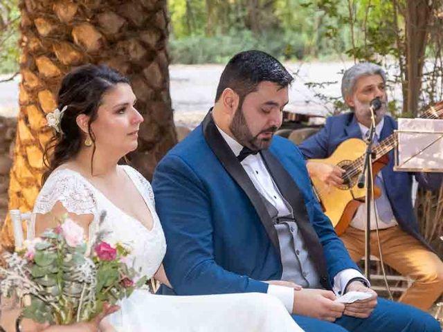 El matrimonio de José Agustín y Camila en San Bernardo, Maipo 23