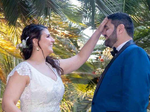 El matrimonio de José Agustín y Camila en San Bernardo, Maipo 24