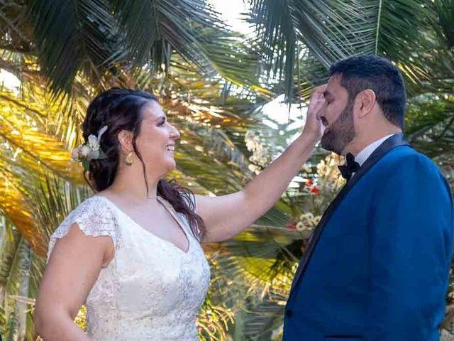 El matrimonio de José Agustín y Camila en San Bernardo, Maipo 25