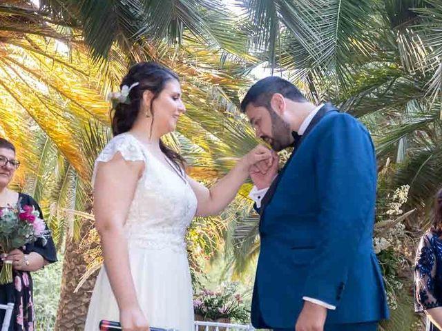 El matrimonio de José Agustín y Camila en San Bernardo, Maipo 26