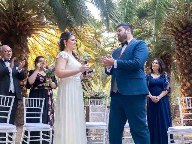 El matrimonio de José Agustín y Camila en San Bernardo, Maipo 27