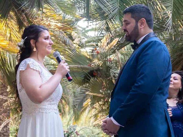 El matrimonio de José Agustín y Camila en San Bernardo, Maipo 28