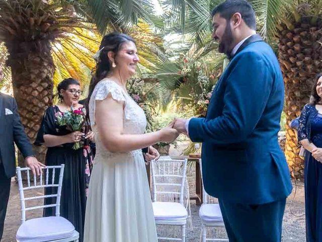 El matrimonio de José Agustín y Camila en San Bernardo, Maipo 30