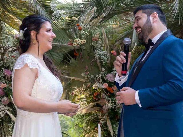 El matrimonio de José Agustín y Camila en San Bernardo, Maipo 32
