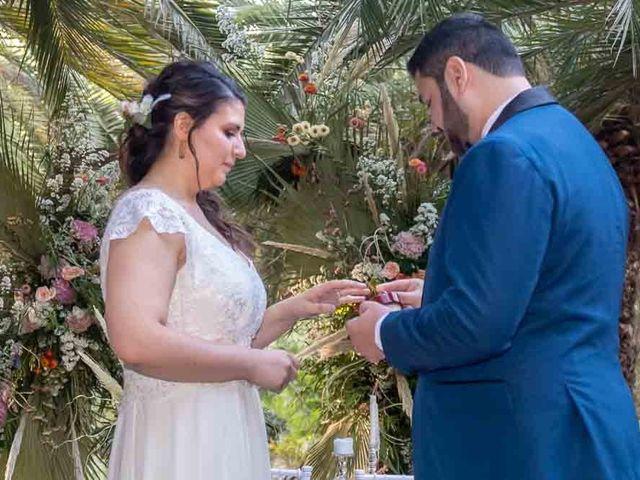 El matrimonio de José Agustín y Camila en San Bernardo, Maipo 34