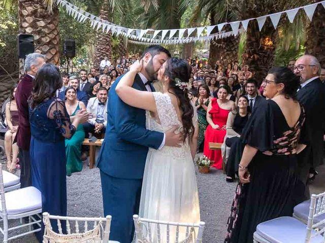 El matrimonio de José Agustín y Camila en San Bernardo, Maipo 35