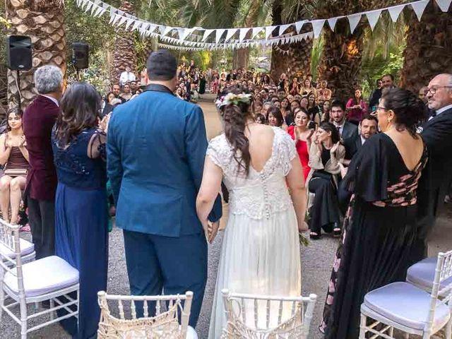 El matrimonio de José Agustín y Camila en San Bernardo, Maipo 36