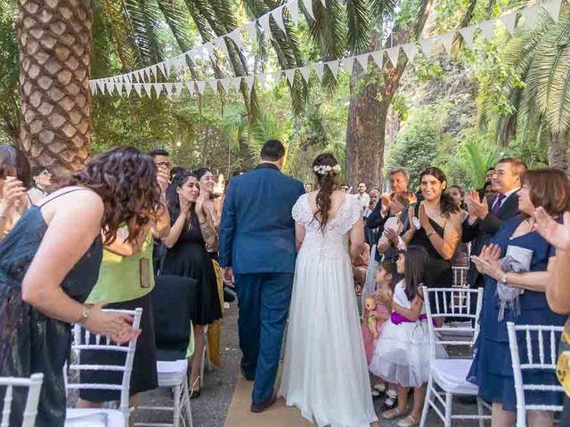 El matrimonio de José Agustín y Camila en San Bernardo, Maipo 38