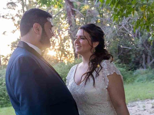 El matrimonio de José Agustín y Camila en San Bernardo, Maipo 46