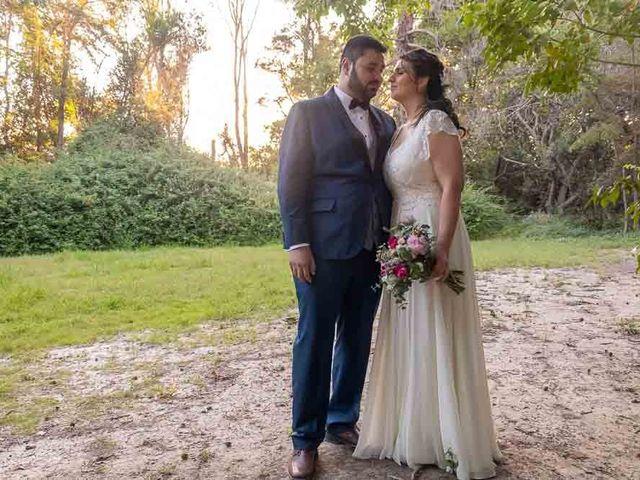 El matrimonio de José Agustín y Camila en San Bernardo, Maipo 47