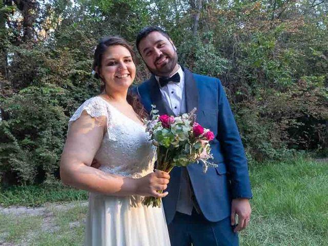 El matrimonio de José Agustín y Camila en San Bernardo, Maipo 48