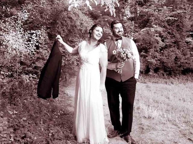 El matrimonio de José Agustín y Camila en San Bernardo, Maipo 50