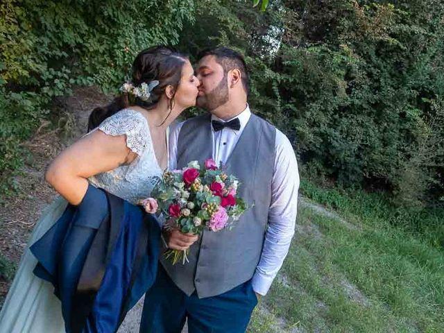 El matrimonio de José Agustín y Camila en San Bernardo, Maipo 53