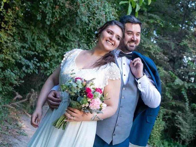 El matrimonio de José Agustín y Camila en San Bernardo, Maipo 54