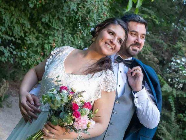 El matrimonio de José Agustín y Camila en San Bernardo, Maipo 55