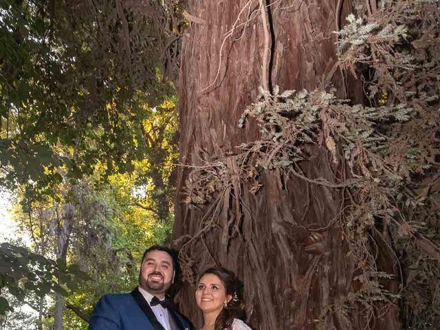 El matrimonio de José Agustín y Camila en San Bernardo, Maipo 58