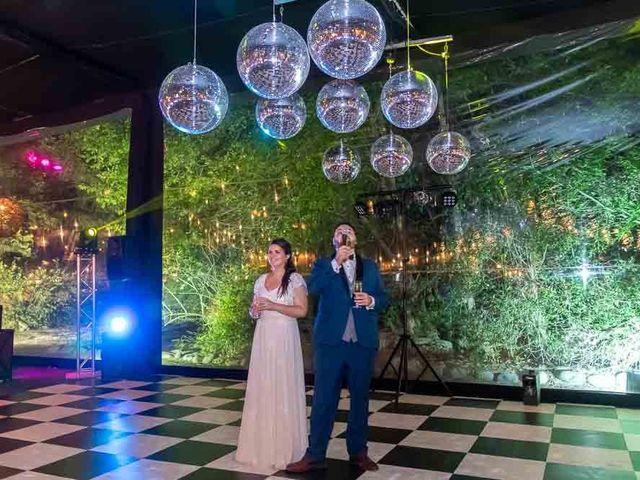 El matrimonio de José Agustín y Camila en San Bernardo, Maipo 62