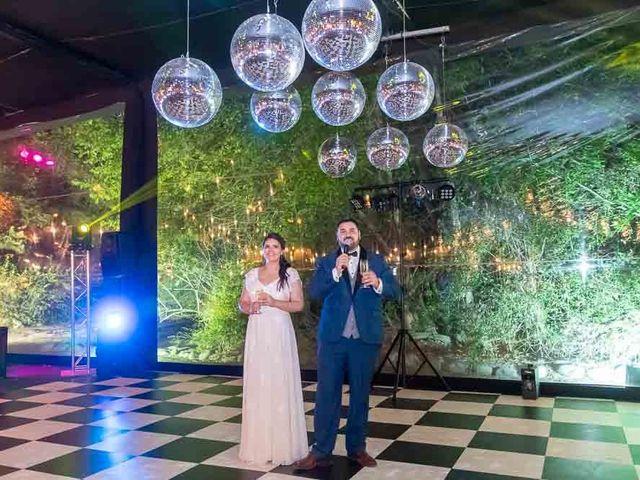El matrimonio de José Agustín y Camila en San Bernardo, Maipo 63
