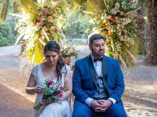 El matrimonio de José Agustín y Camila en San Bernardo, Maipo 72