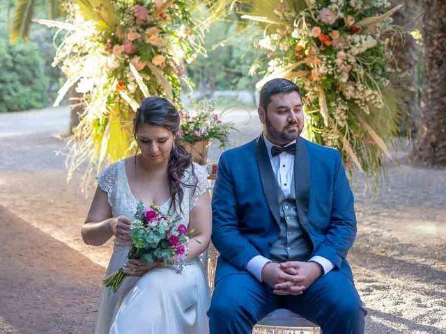 El matrimonio de José Agustín y Camila en San Bernardo, Maipo 73