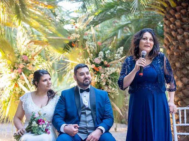 El matrimonio de José Agustín y Camila en San Bernardo, Maipo 74