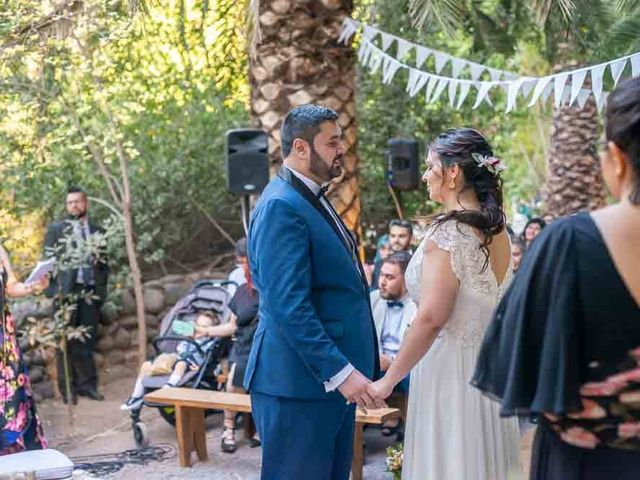 El matrimonio de José Agustín y Camila en San Bernardo, Maipo 75