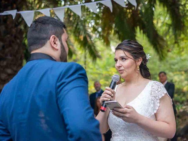 El matrimonio de José Agustín y Camila en San Bernardo, Maipo 76