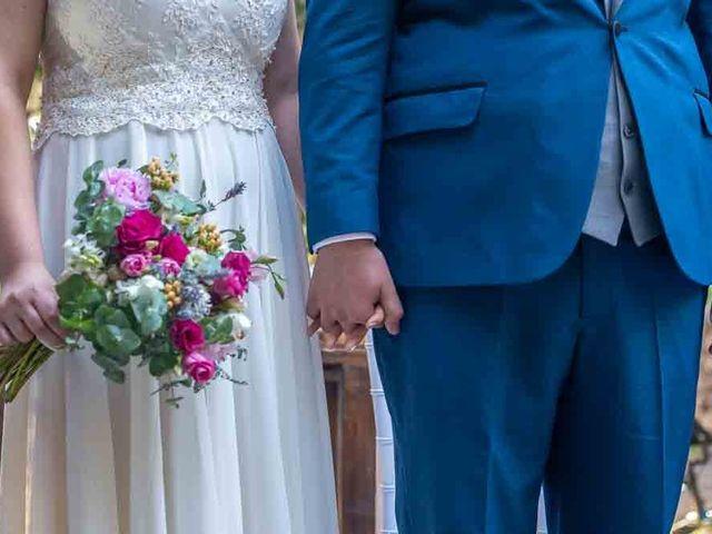 El matrimonio de José Agustín y Camila en San Bernardo, Maipo 80