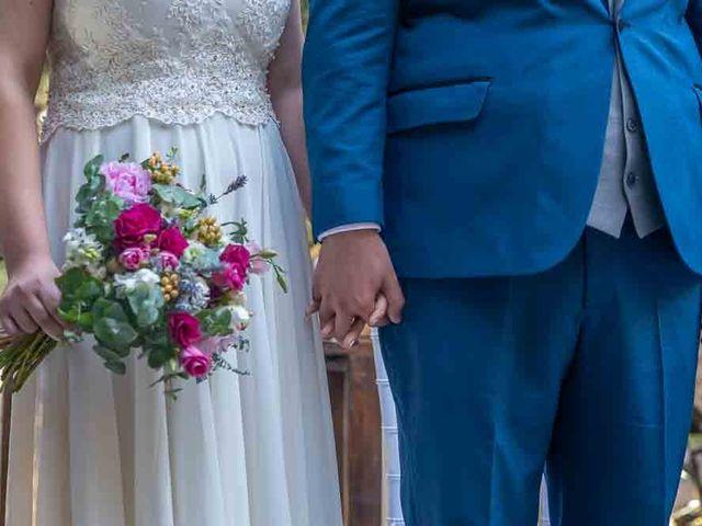 El matrimonio de José Agustín y Camila en San Bernardo, Maipo 81