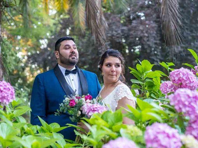 El matrimonio de José Agustín y Camila en San Bernardo, Maipo 85