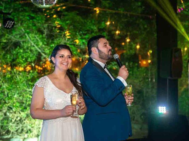 El matrimonio de José Agustín y Camila en San Bernardo, Maipo 95