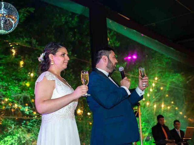 El matrimonio de José Agustín y Camila en San Bernardo, Maipo 98