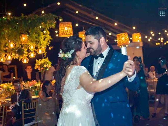 El matrimonio de José Agustín y Camila en San Bernardo, Maipo 101