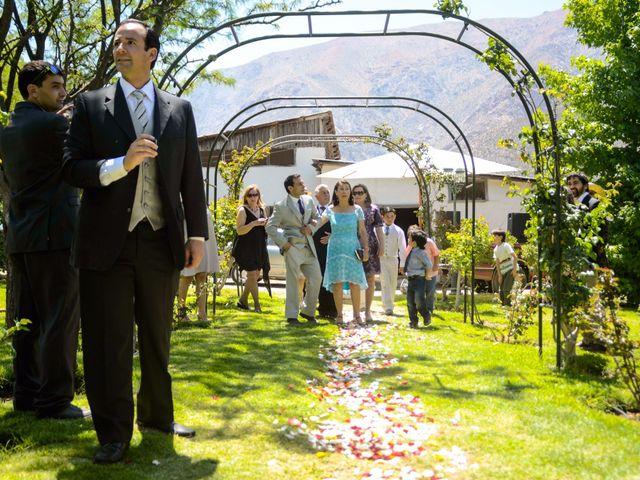 El matrimonio de Renzo y Marcela en La Serena, Elqui 2