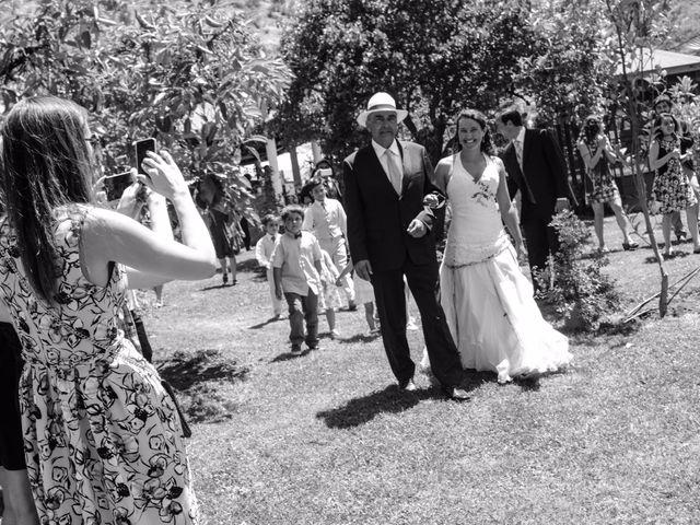 El matrimonio de Renzo y Marcela en La Serena, Elqui 6