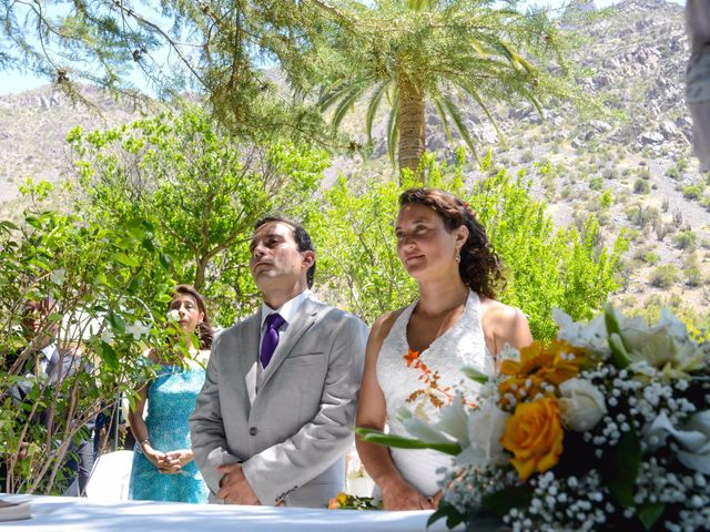 El matrimonio de Renzo y Marcela en La Serena, Elqui 8
